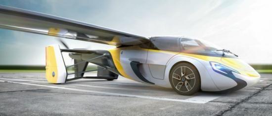 Deze vliegende auto kan je dit jaar kopen