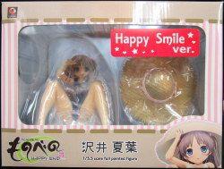 Q-six ものべの 沢井夏葉 happy smile ver PVC