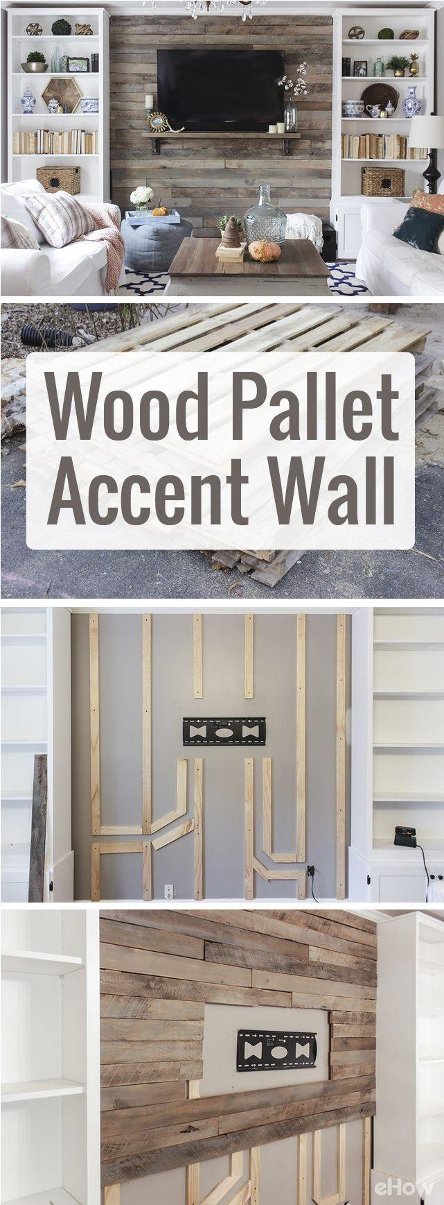 Painel lindo de madeira
