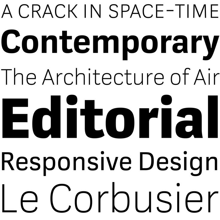 Designing something directly on a computer, like many people do these days, risks letting the computer dictate the forms of the thing you design. It's easier to draw a perfectly straight line in a font editor than it is to draw an organic-looking almost-straight line. Kakadu finds inspiration in the...