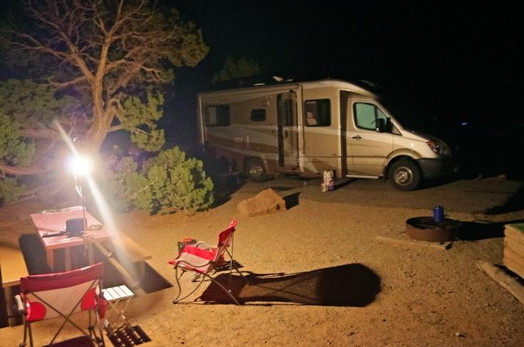 Devils Garden Campground, Arches National Park, September 20, 2011.