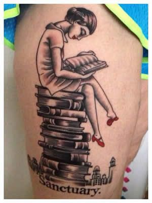 best 25 literary tattoos ideas on pinterest reading tattoo book tattoo and watercolor galaxy. Black Bedroom Furniture Sets. Home Design Ideas