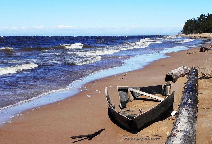 Прибалтийская' - это финский залив, Балтийское море. Ладожское чуть в другой стороне! . Куча морей!