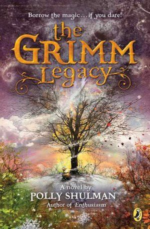 The Grimm Legacy - great read - definite contender for book club