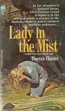 Lady in the Mist Theresa Charles GGA Mystery 1964 Vintage Paperback Near Fine