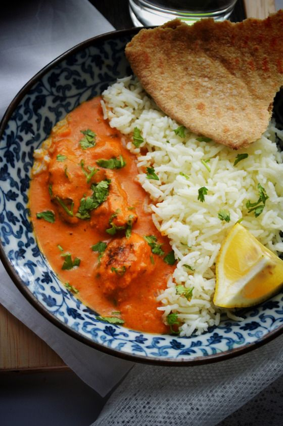 The Perfect Butter Chicken   Savory and Sweet Food