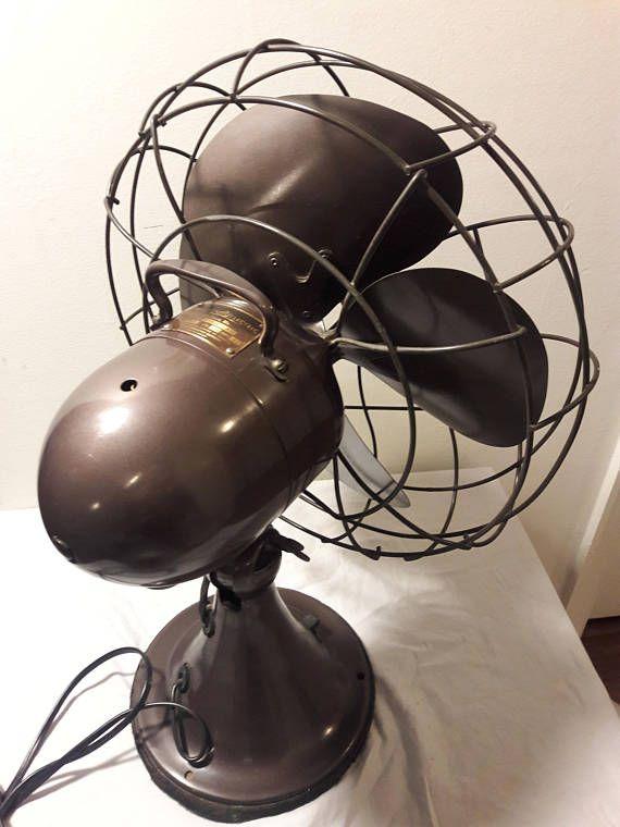 1940s Emerson Electric 14 3 Speed Fan