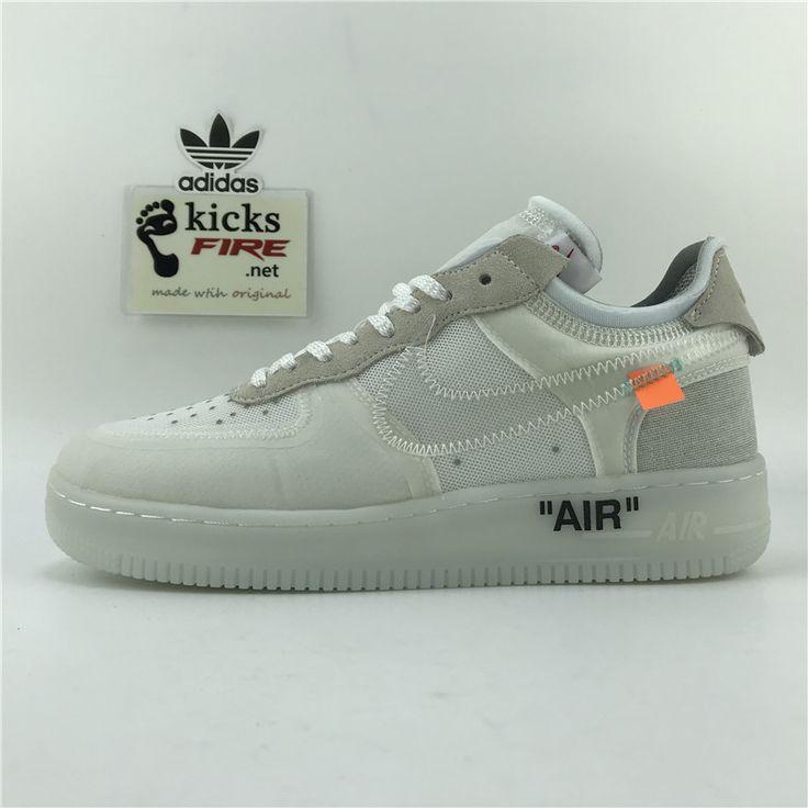 Nike Air Force 1 Low x Virgil Abloh AO4606-100 36-45 [RT10318