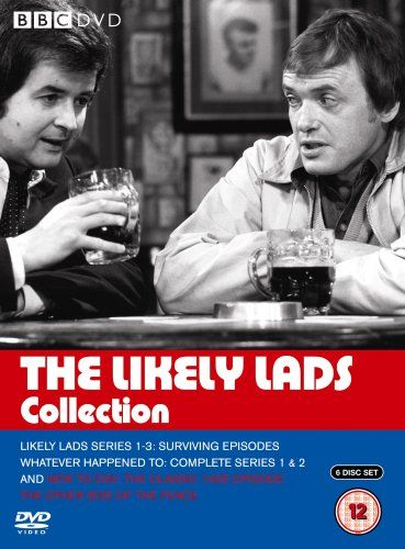 A classic of it's time, this black-and-white sitcom set in 1960's North East England was a huge hit with audiences during it's time. Consisting of twenty episodes over three series the show revolved around the friendship of two working class Geordie lads Bob Ferris and Terry Collier,(played by James Bolam and Rodney Bewes) who were in their early twenties. Much of the show's humour came from Bob's ambition to better himself and rise to being middle class, played off against Terry's cynical…