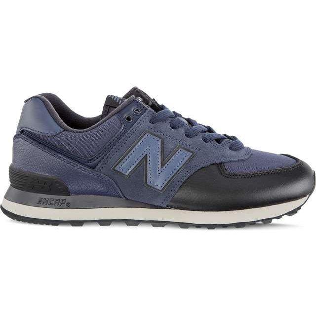 Sportowe Meskie Newbalance Kolorowe Ml574lhg New Balance New Balance New Balance Sneaker Black