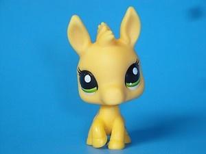 Littlest pet shop Donkey