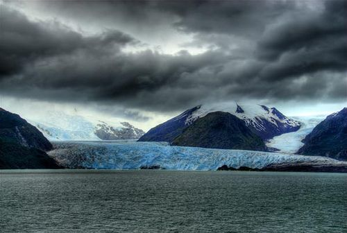 Amazing, Amalia Glacier CANNOT wait to see this! Stop 8