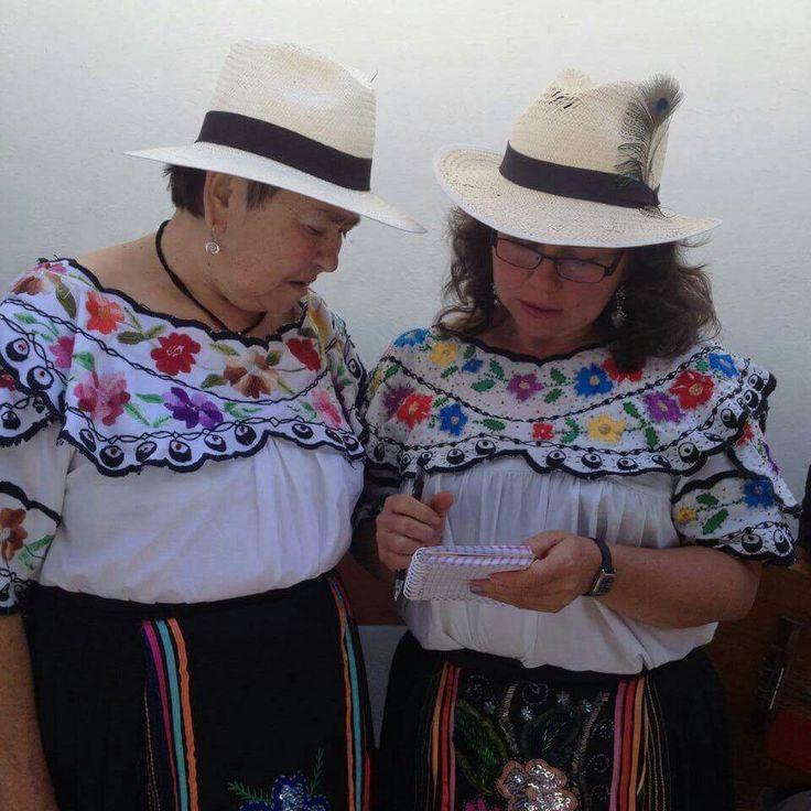trajes tipicos campesinas Velez Santander Colombia
