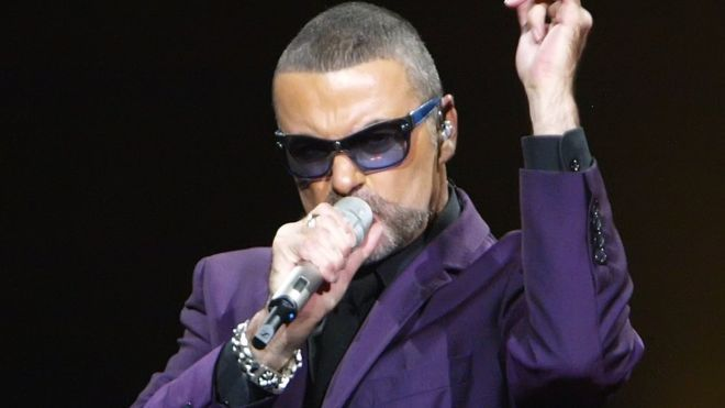 "George Michael  The star, who launched his career with Wham! in the 1980s and later continued his success as a solo performer, is said to have ""passed away peacefully at home"". Thames Valley Police said South Central Ambulance Service attended a property in Goring in Oxfordshire at 13:42 GMT. Police say there were no suspicious circumstances."
