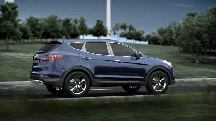 Noul Hyundai Santa Fe - Performanta