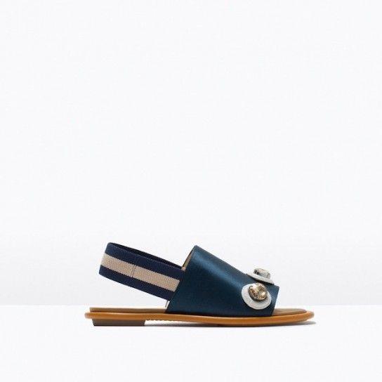 Zara Colección Calzado Primavera 2015: fotos de los modelos