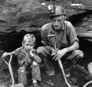 An Underground Coal Miner From Hazard, Kentucky