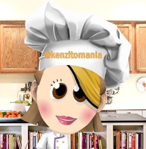 Nuestra chef 2.0 @kenzitomania