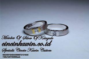 cincin nikah palladium dan emas