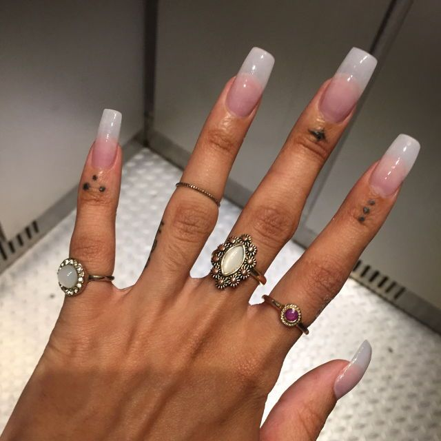 Acrylic Nail Designs Clear: After products d nail asp or whether to.