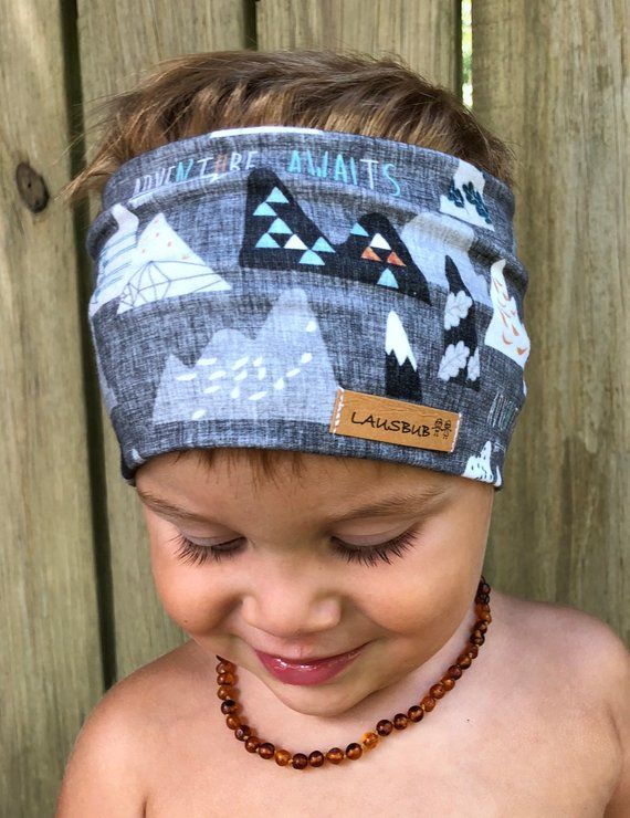 Baby Boy Headband Baby Hair Accessories Baby Shower