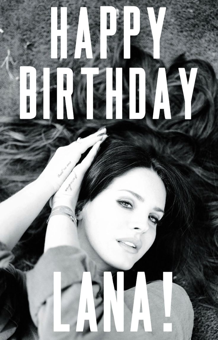 Happy Birthday, Baby! #LDR