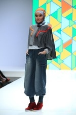 JUGO FRESCO on Indonesian Islamic Fashion Fair 20 13