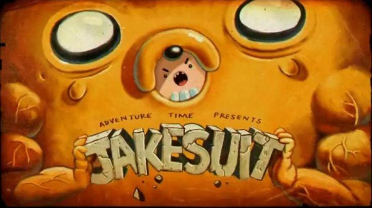 Jake Suit (S5, E27) title card