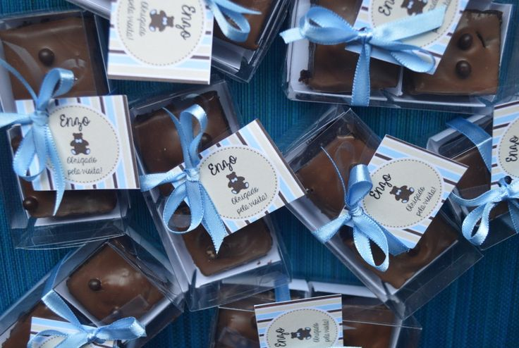 Caixinha Duo mini brownie - Yeahbrownies
