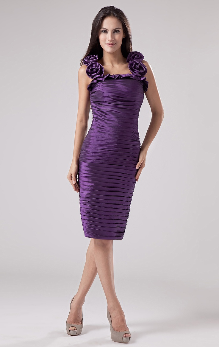 16 mejores imágenes de Knee Length Dresses en Pinterest | Vestidos ...