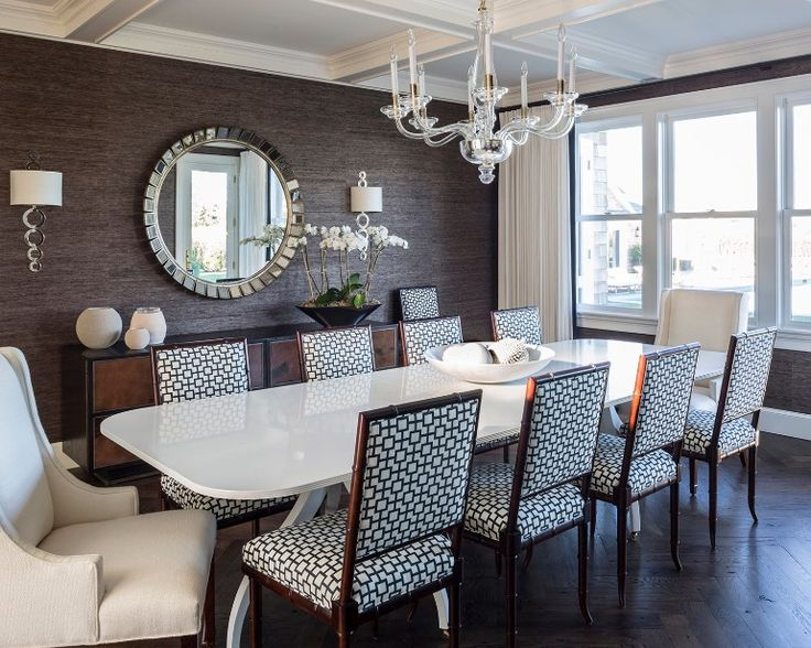 20 Light-Filled Dining Room Designs To Inspire Yourself | dining room designs, interior design,dining room ideas | #interiorinspiration #designinspiration #diningroomdecor    See more: http://diningroomideas.eu/light-filled-dining-room-designs-inspire/