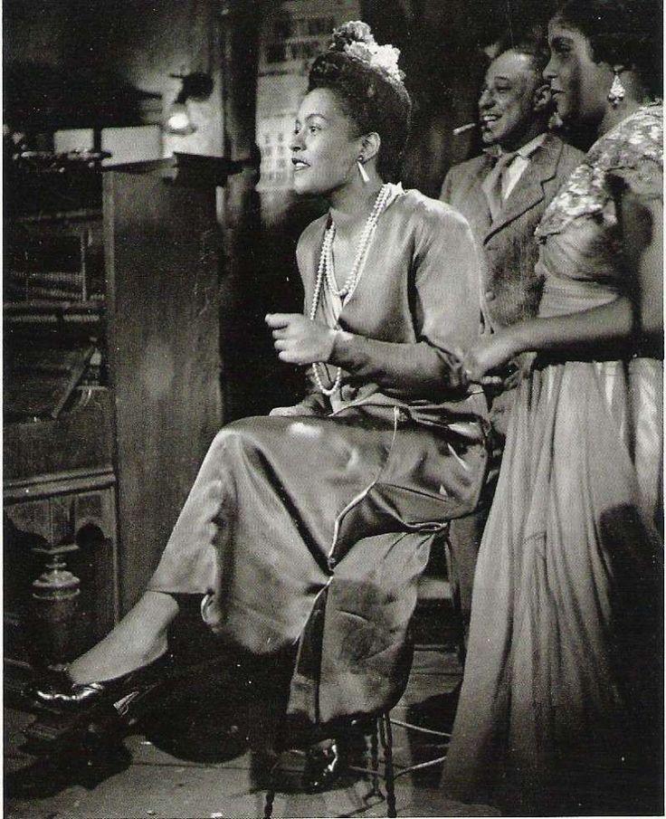 Nouvelle Orléans, 1947. Photo de Phil Stern.