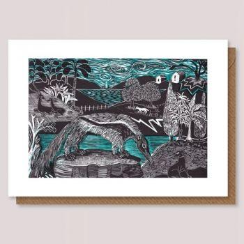 Sam Marshall - Anteater and Whippet