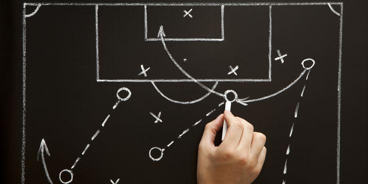 football tactics board - Google Search