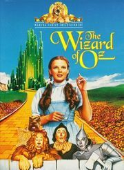 The Wizard of Oz {This was my favorite movie as a kid, never had my own copy but every time I went to my cousins house I would watch it.}