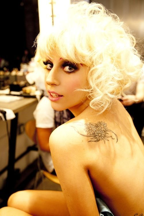 """Lady Gaga - """"It's hard to feel the rush, to brush the dangerous. I'm gonna run right to, to the edge with you, where we can both fall far in love."""""""