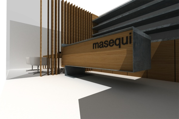 MESTRE / MASEQUI by Paulo Martins, via Behance