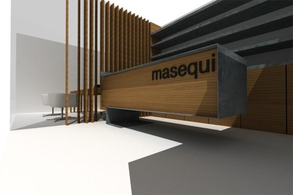 MESTRE / MASEQUI by Paulo Martins, via Behance