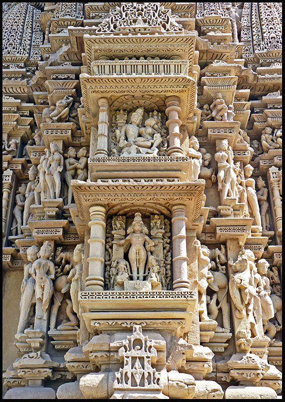 Javari Temple , Jawarmines Road , Udaipur - India