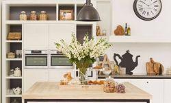 Riverdale keuken apparatenwand