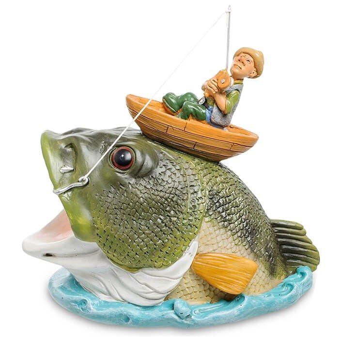 поздравления и подарок рыбаку часто называют