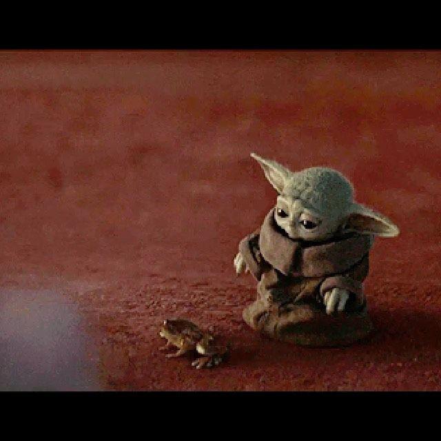 Luis Acevedo On Instagram Baby Yoda Has Got To Be The Cutest Thing I Ve Ever Saw Babyyoda Toocute Themandol Star Wars Memes Star Wars Yoda Yoda