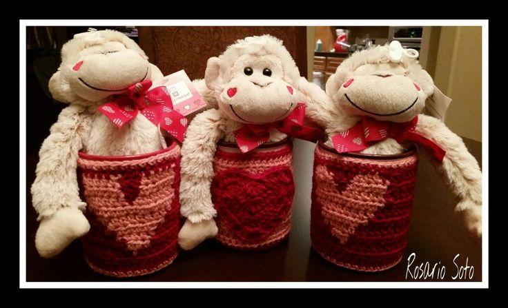 san valentin crochet