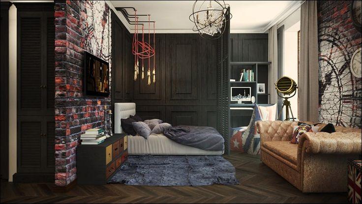 Небольшие квартиры-студии_28