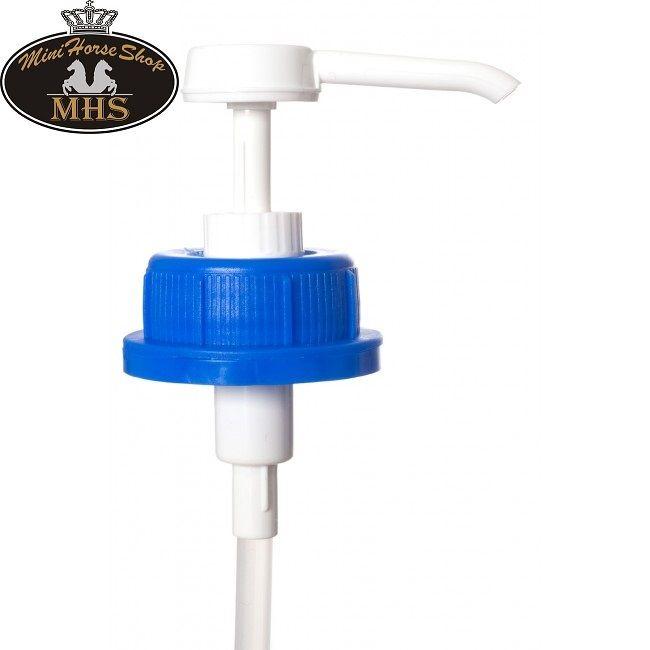 #Pumpe Für #Leinöl 2,5 Liter. Bestellen Sie jetzt im #MiniHorseShop; der größte Webshop für Mini-Pferde und Shetländer!