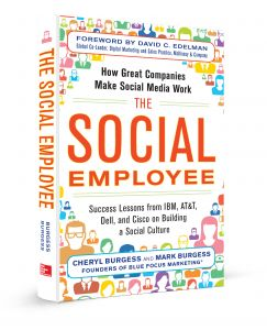 Infographic: The 7 Traits of the Social Employee | Marketing Technology Blog