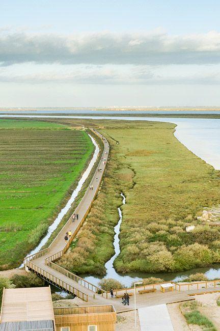 Tagus Linear Park by Topiaris Landscape Architecture 36 « Landscape Architecture Works | Landezine