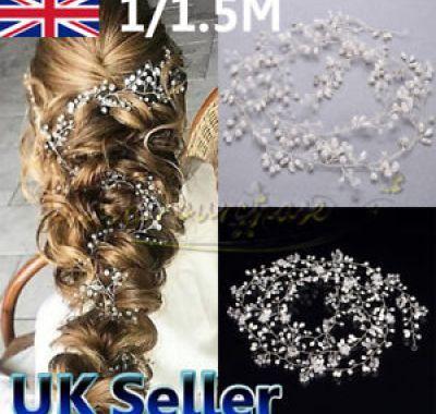 Wedding Hair Accessories Uk Ebay