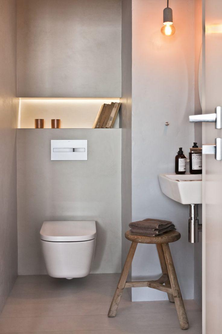 Estilo minimalista-industrial-rústico #lavabo