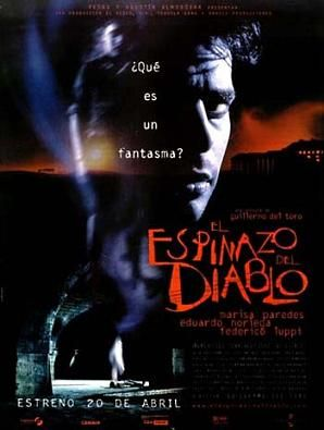 The Devil's Backbone (Guillermo del Toro, 2001), set in 1939, the last year of the Spanish Civil War, this ghost story is both a film about the innocence of childhood and an allegory for the war. Find this at 791.43772 DEV